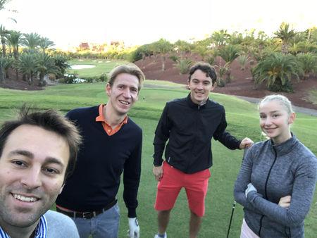Campo de golf abama patrick rahme checkin picture