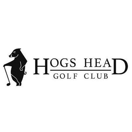 Logo of golf course named Hogs Head Golf Club