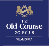 Logo of golf course named Dom Pedro The Old Course Golf Club