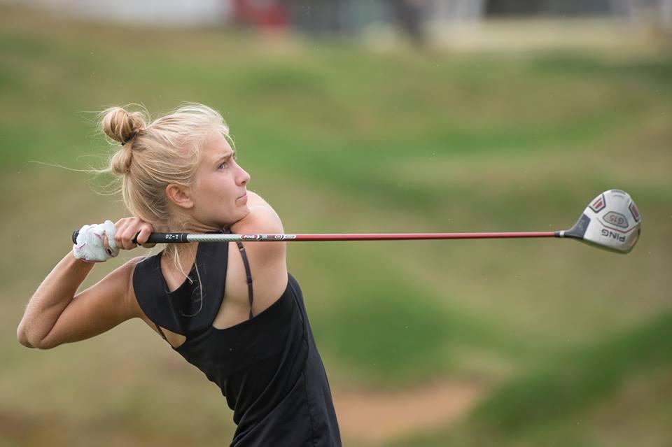 Profile cover of golfer named Maria Volkova