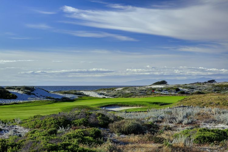 The links at spanish bay cover picture