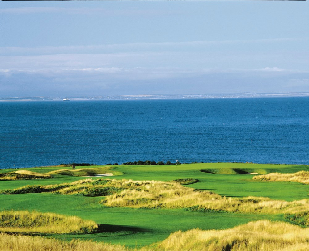 Cover of golf event named Fairmont's Texas Scramble - February