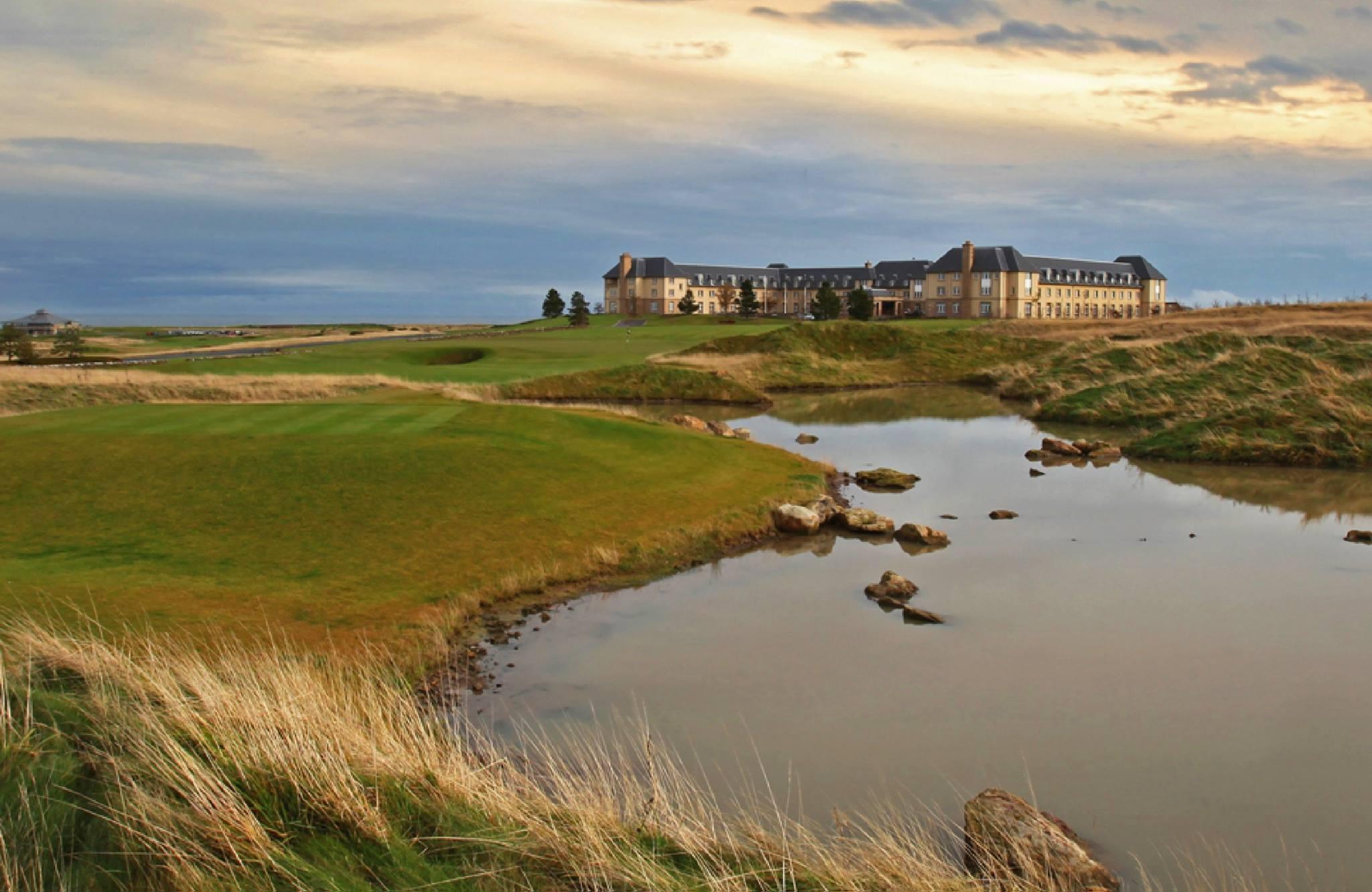 Cover of golf event named Fairmont Senior's Open - September