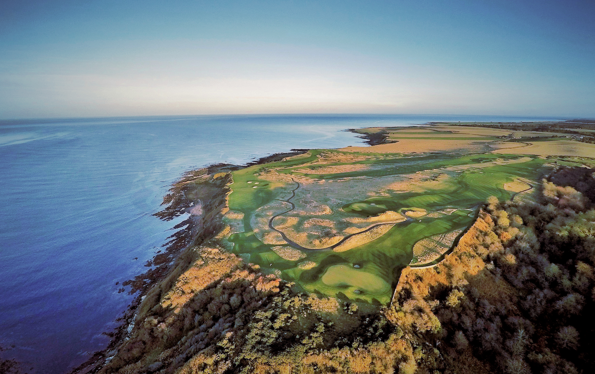 Cover of golf event named Fairmont Senior's Open - October