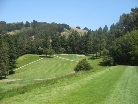 Overview of golf course named Tilden Park Golf Course
