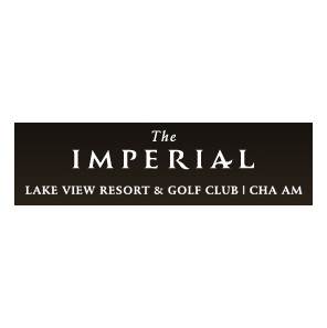 Logo of golf course named The Imperial Lake View Hotel and Golf Club