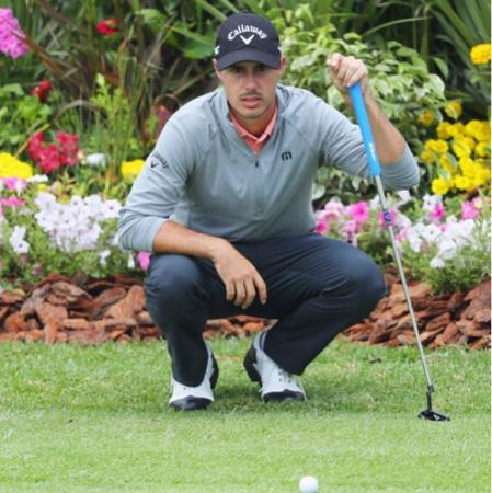 Glendower golf club chase koepka checkin picture