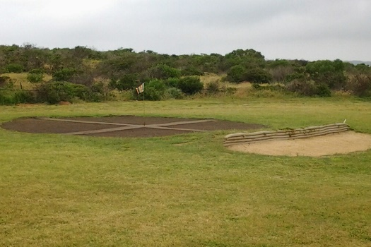 Overview of golf course named Boggomsbaai Golf Club