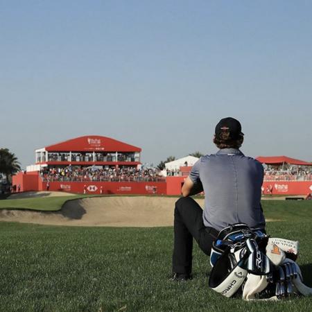 Abu dhabi golf club thomas pieters checkin picture
