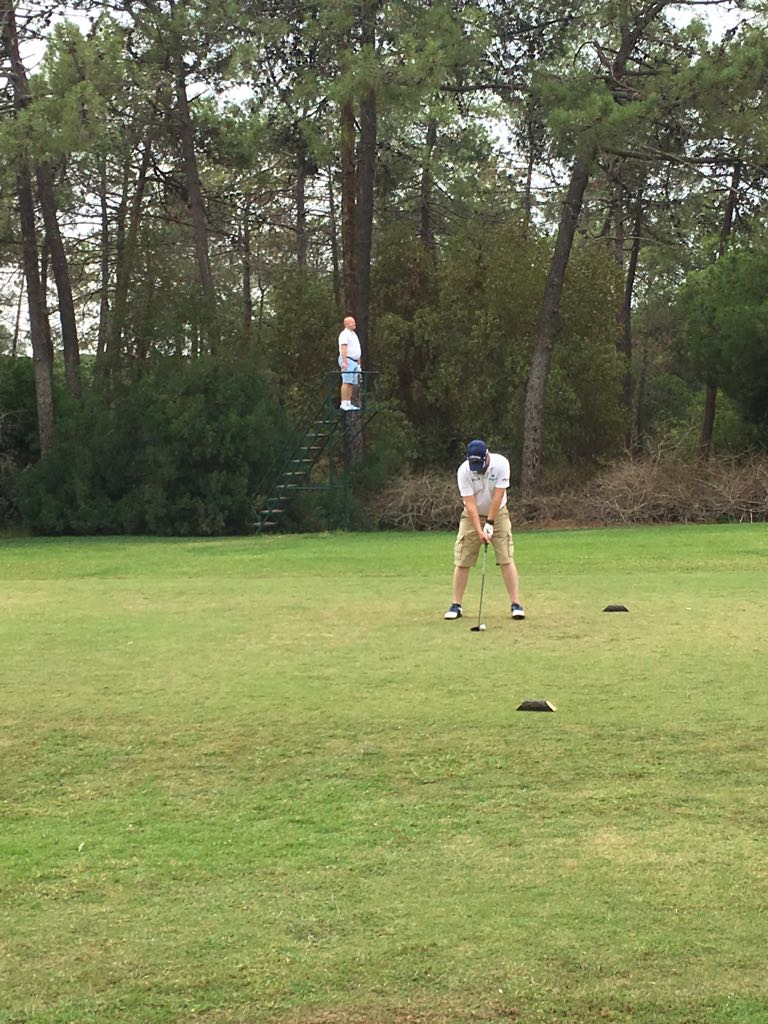 Avatar of golfer named Frank Salembier