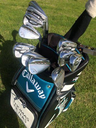 Majlis at emirates golf club thomas pieters checkin picture