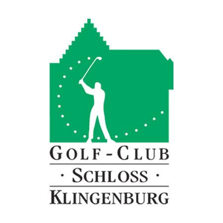 Logo of golf course named Golf-Club Schloss Klingenburg e.V.