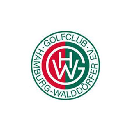 Logo of golf course named Hamburg Walddörfer Golf Club