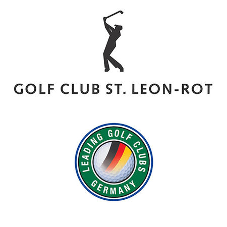 Logo of golf course named Golf Club St. Leon-Rot