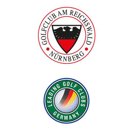 Logo of golf course named Golf Club Am Reichswald
