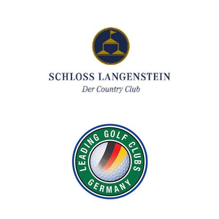 Logo of golf course named Schloss Langenstein - Der Country Club