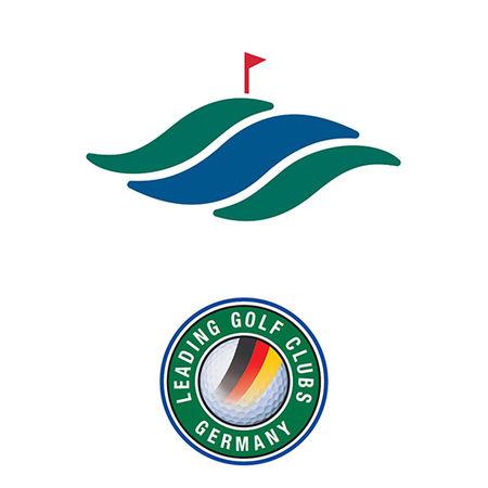 Logo of golf course named Golfclub Worthsee e.V.