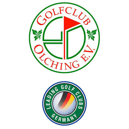 Logo of golf course named Golfclub Olching e.V.