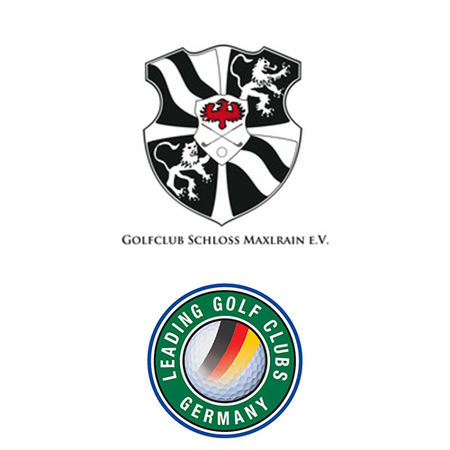 Logo of golf course named Golf Club Schloss Maxlrain e.V.