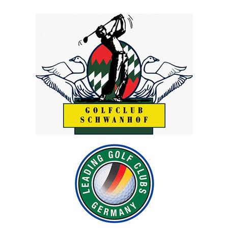 Logo of golf course named Golfclub Schwanhof