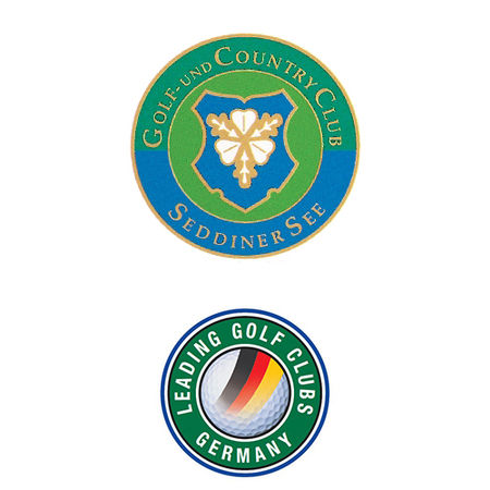 Logo of golf course named Golf- and Country-Club Seddiner See