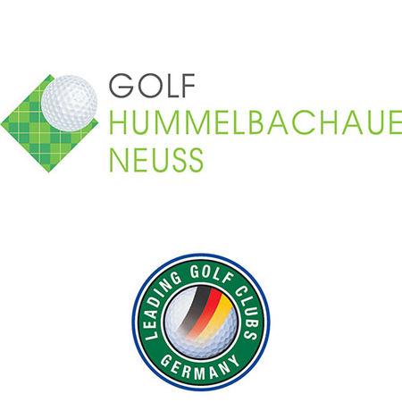 Logo of golf course named Golfanlage Hummelbachaue