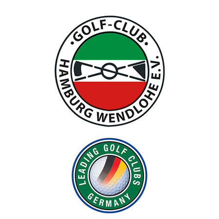 Logo of golf course named Golf-Club Hamburg Wendlohe