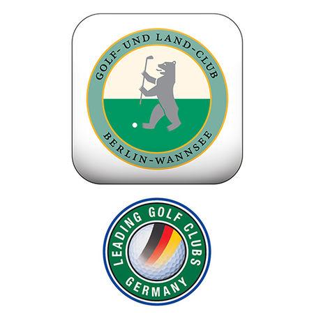 Logo of golf course named Golf- Und Land-Club Berlin-Wannsee