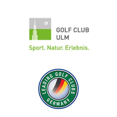 Logo of golf course named Golf Club Ulm e.V.