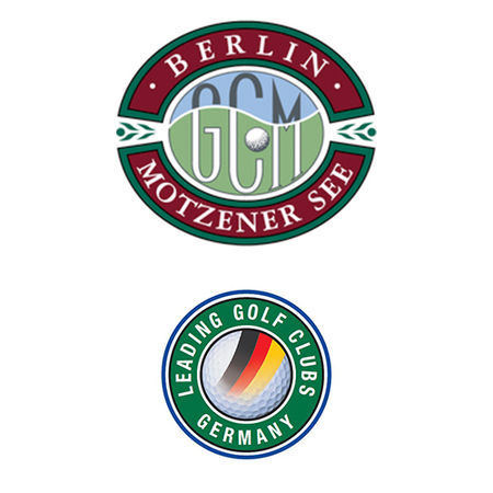 Logo of golf course named Berliner Golf and Country Club Motzener See e.V.