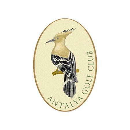 Logo of golf course named Antalya Golf Club - Pasha Course