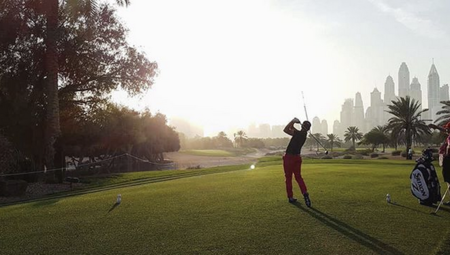 Majlis at emirates golf club daniel im checkin picture