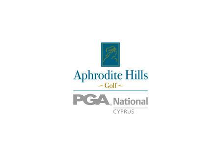 Logo of golf course named Aphrodite Hills Golf