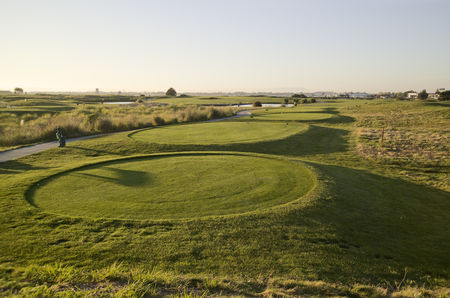 The metropolitan golf links cover picture