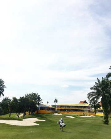 Saujana golf and country club daniel im checkin picture