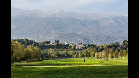 Overview of golf course named Golf Club Castel d'Aviano