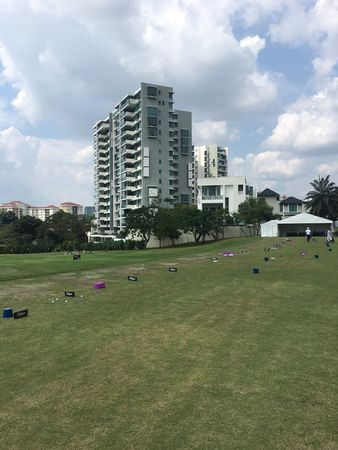 Saujana golf and country club thomas detry checkin picture