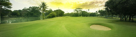 Padang Golf Modernland Cover Picture
