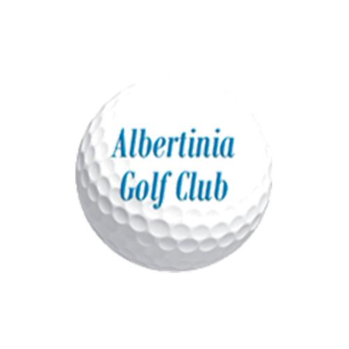 Logo of golf course named Albertinia Golf Club