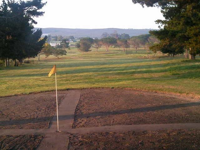 Albertinia golf club cover picture