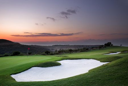 Cover of golf event named All Square Travel Collection - The Finca / Valderrama Experience