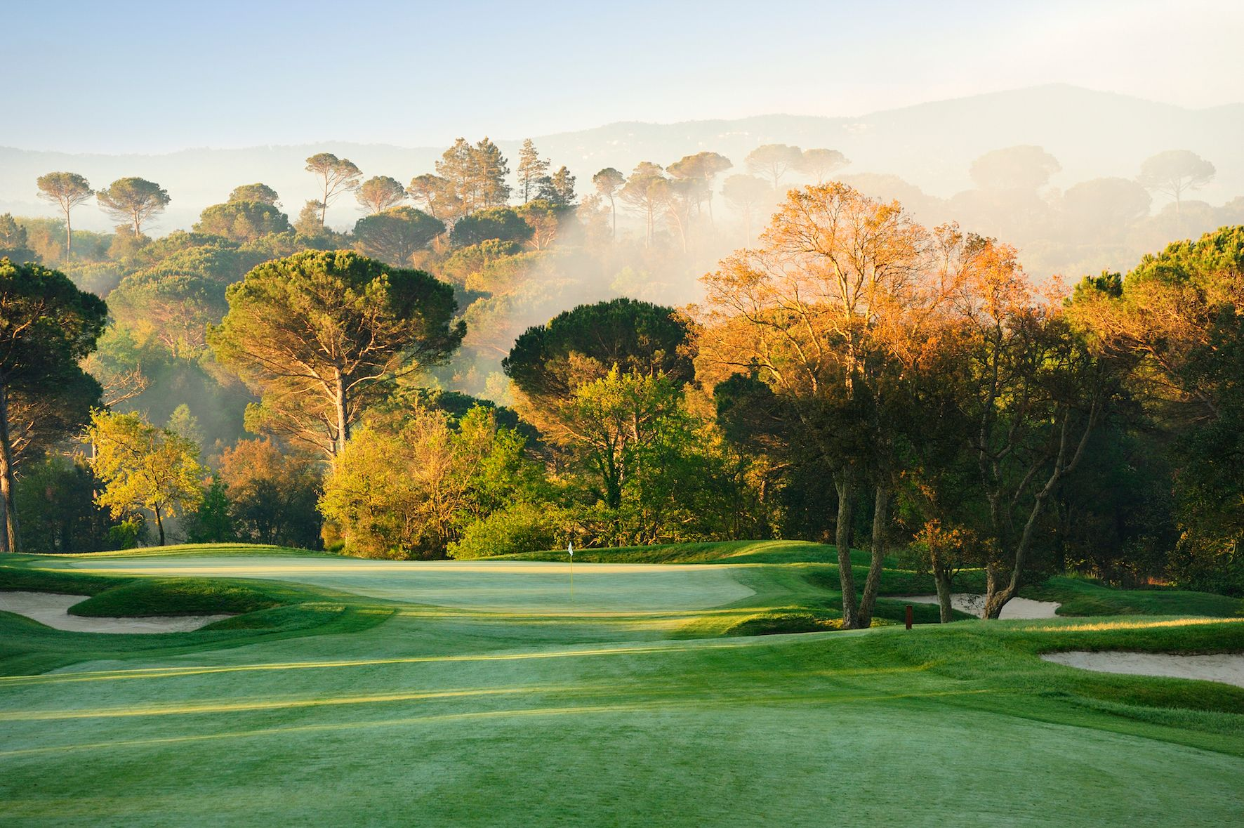 Cover of golf event named All Square Travel Collection - PGA Catalunya Resort