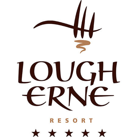 Logo of golf course named Lough Erne Resort - Faldo Championship Course