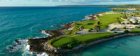 Hosting golf course for the event: WORLD AMATEUR TOUR - CAP CANA INAUGURAL CHAMPIONSHIP