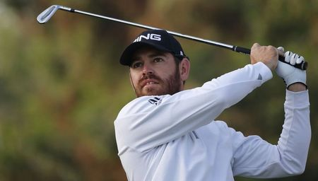 Profile cover of golfer named Louis Oosthuizen