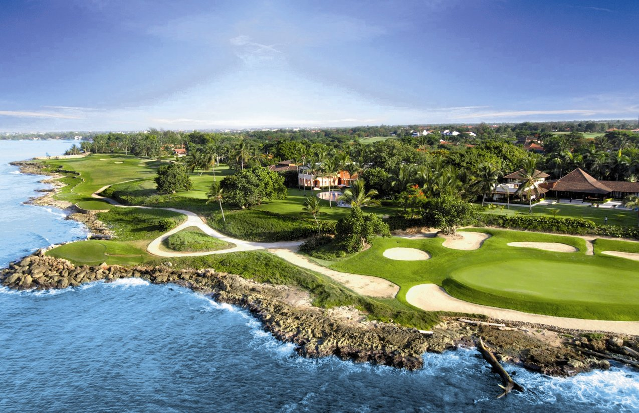 Cover of golf event named CARIBBEAN CLASSIC