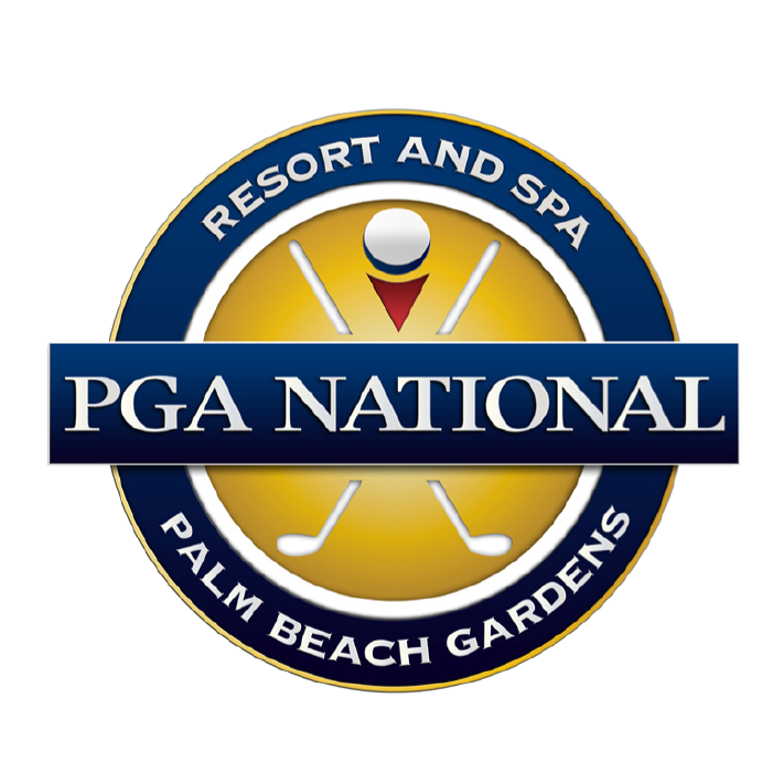 Logo of golf course named PGA National Golf Club - The Champion