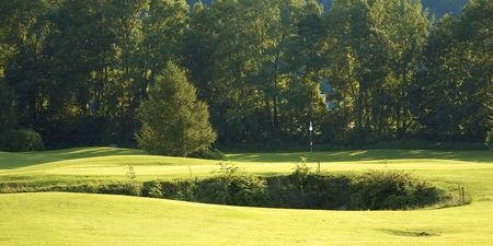 Overview of golf course named Golfclub Salzburg Golfacademy Salzburg-Rif