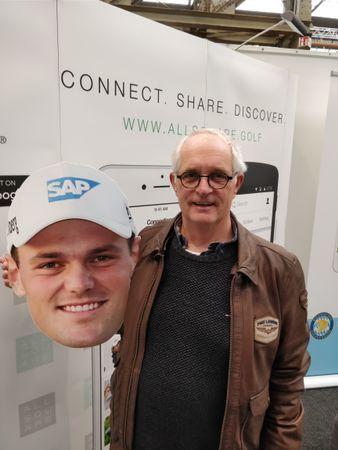 Avatar of golfer named Jaap Veldhuijzen