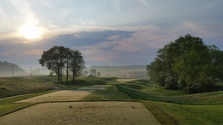 The Virtues Golf Club Cover Picture